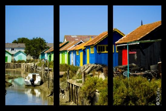 Les 3 petites cabanes